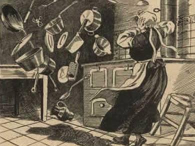 Полтергейст и судебные разбо…