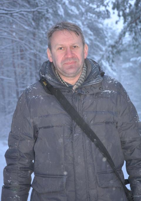 Александр Стрелец (личноефото)