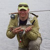 Первый Фестиваль кастинга и рыбалки в Пскове