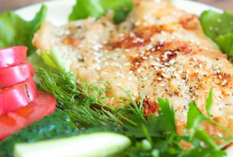Жареная рыба: ТОП-5 рецептов