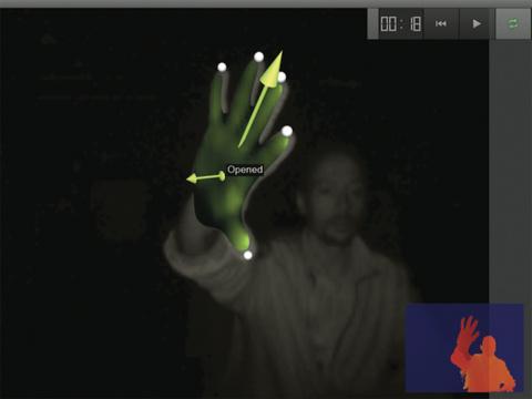 Sony купила технологию 3D-жестов