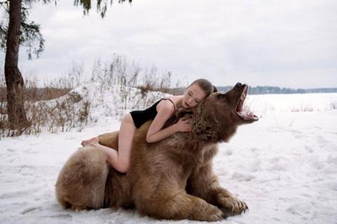 Фотосессия русских девушек (…