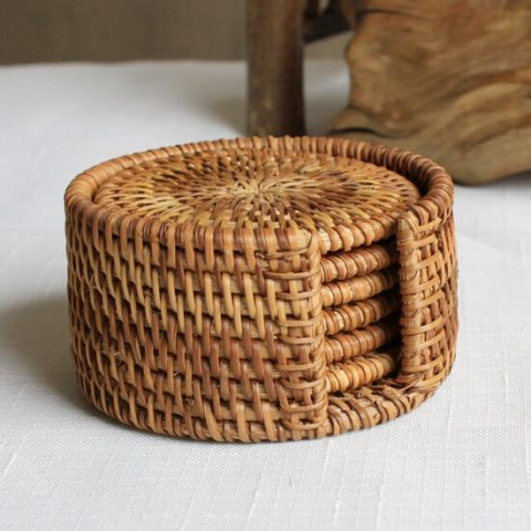 12  подставок под горячие чашки, которые спасут вашу дорогую мебель