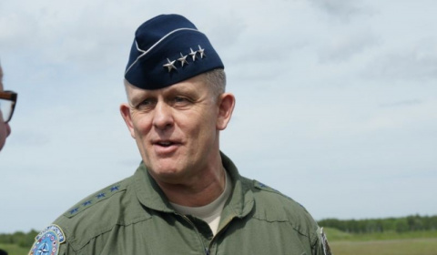 Генерал ВВС США пожаловался …