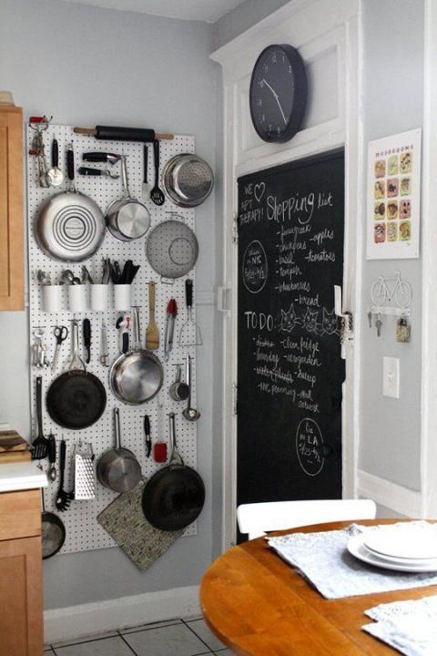 Как использовать место за дверью: 12 идей