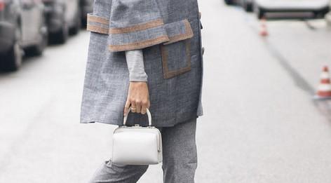 Модный серый, или Как выгляд…