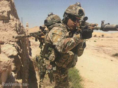 Кошмар ИГИЛ: «Спецназ из СССР» безжалостно уничтожил группу боевиков у Пальмиры 21+