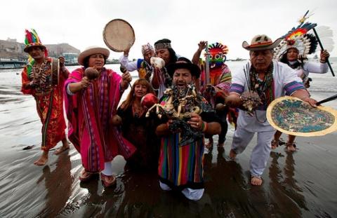 Перуанские шаманы предсказал…