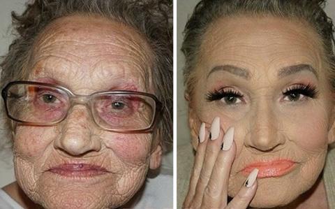80-летняя бабушка попросила …