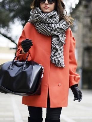 Осень — не время для грусти, это время уютных пальто на любой вкус
