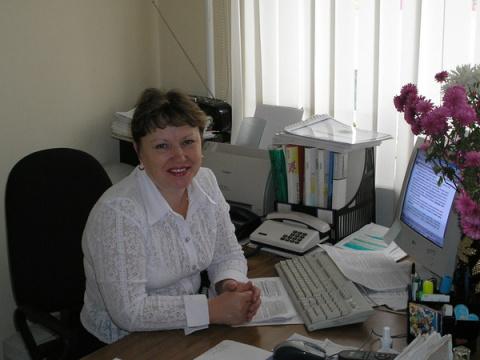 Вера Овсянникова