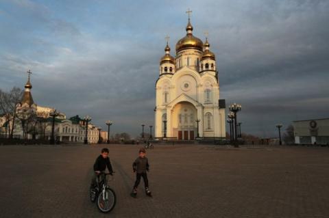 BigШествие: как мы проехали на попутках всю Россию