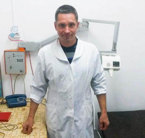 Рентгенолог, вернувший к жиз…