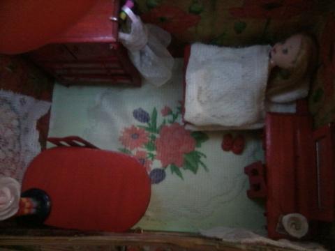 домик для Кати.