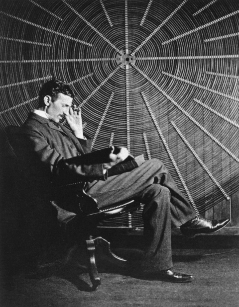 Никола Тесла. Интересные факты.