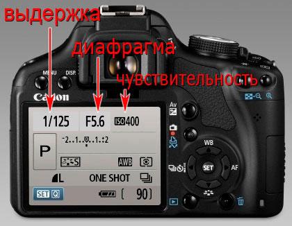 УЗЕЛОК НА ПАМЯТЬ. Как правильно настроить фотоаппарат
