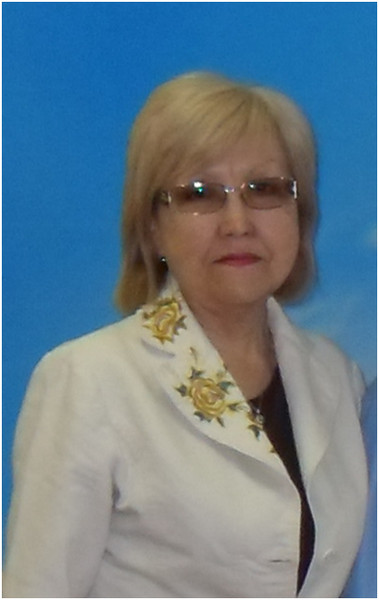 Батима Рахметова (личноефото)