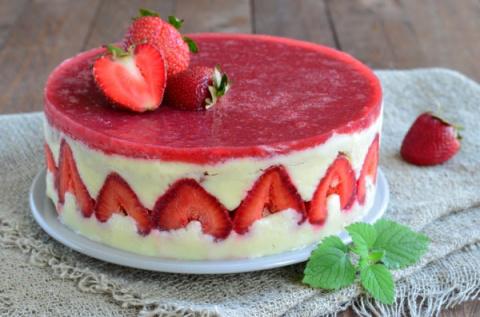 Десерты на День святого Вале…