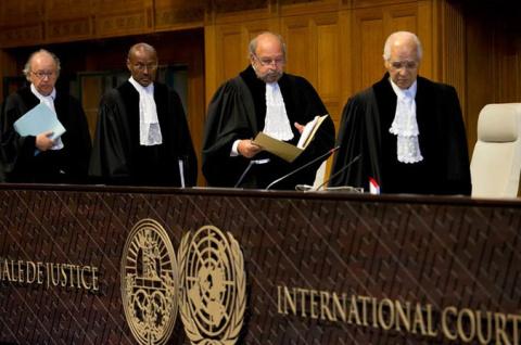 Суд ООН признал Крым российским