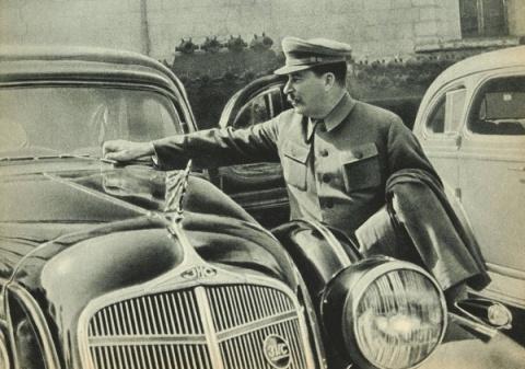 Товарищ Сталин делал дело, а…