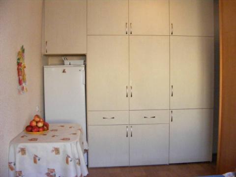 Кухня-невидимка и немножко еще.
