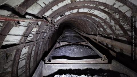 Конфискация Киевом угля из Д…