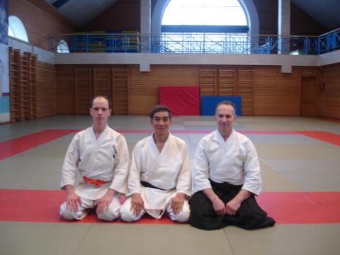 Международный мастер-класс по дайторю Сато Масахиро (г.Хоккайдо, Япония) май 2011