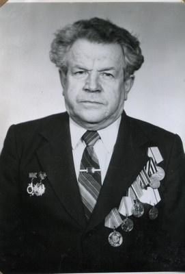 Савватин Николай Петрович. В Блокаде