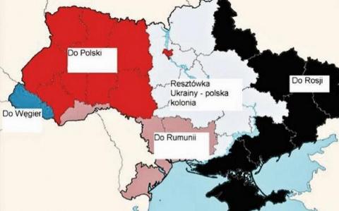 """Западную Украину отдают Польше. Хунта запустила распродажу """"единоукраины"""""""