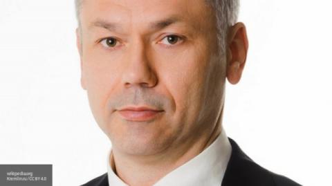 Глава Новосибирской области пообещал убрать мусорный полигон