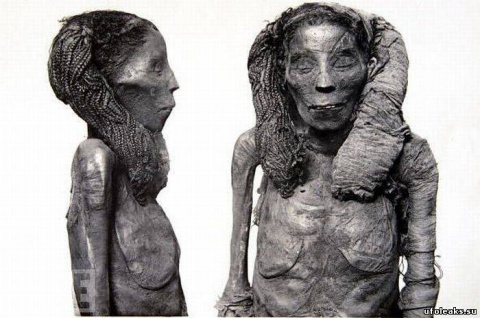 Диалог с древней египтянкой