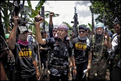 США планируют объявить о масштабной военной операции на Филиппинах