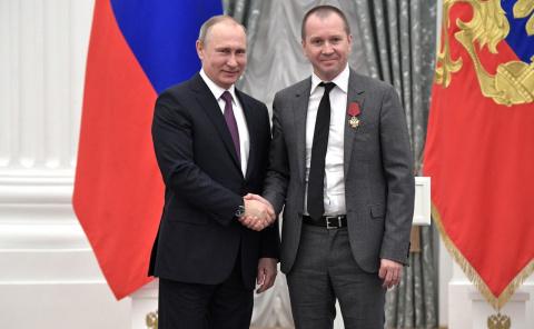 Путин об обысках у Серебренн…