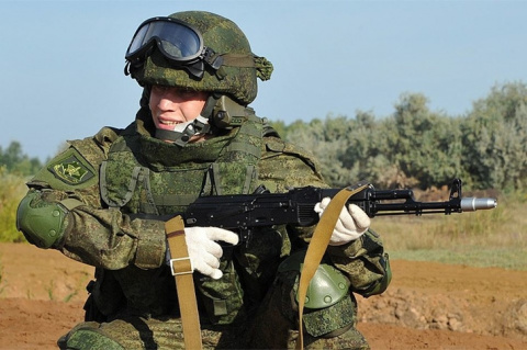 Доля современных образцов военной техники в Южном военном округе выросла до 63%