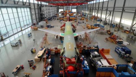 Airbus привлекут к суду в ФР…
