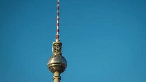 Новую телевизионную башню по…