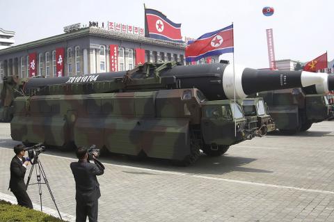 Ракета Ким Чен Ына взорвалась на старте. Конец Корейского кризиса?