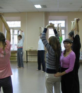 Я на семинаре Станислава Жукова 5 ноября 2011