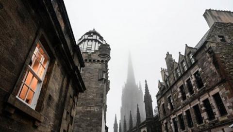 Новости мира: политикам Шотландии доставили белый порошок