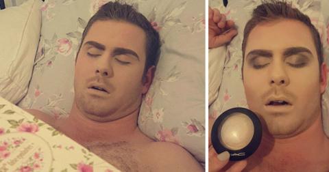 Спящий красавец, или месть обманутой женщины