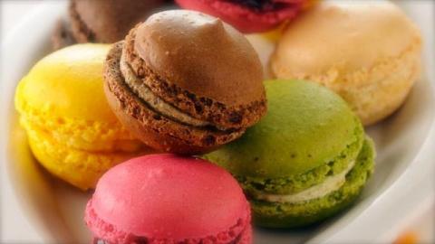 Французские пирожные «Макарун»