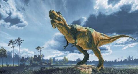 Динозавры могли жить одновре…
