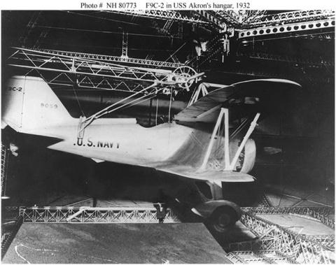 Летающие авианосцы серии ZRS «Акрон» и «Мейкон». Часть II