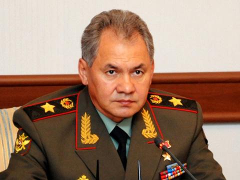 Сергей Кужугетович Шойгу. С днём рождения!