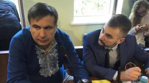 «Военнопленный» Саакашвили г…