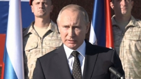 Путин подает знак. ВКС РФ, Д…