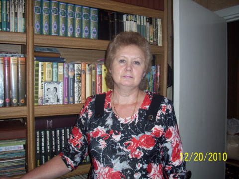 Татьяна Корнилова