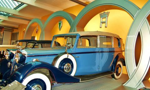Цвикау музей автомобильный