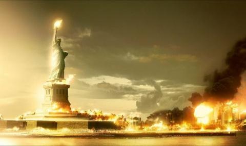 """""""Мертвая рука"""" на шее США. Привет из  КНДР."""