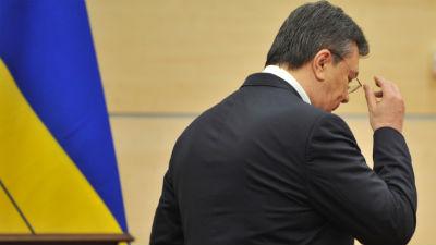 Янукович обвинил главу своей администрации в разгоне Майдана